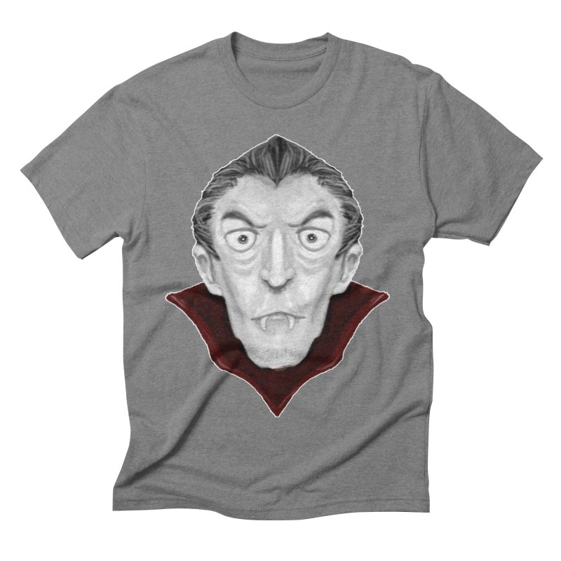 DRACULA Men's Triblend T-Shirt by droidmonkey's Artist Shop