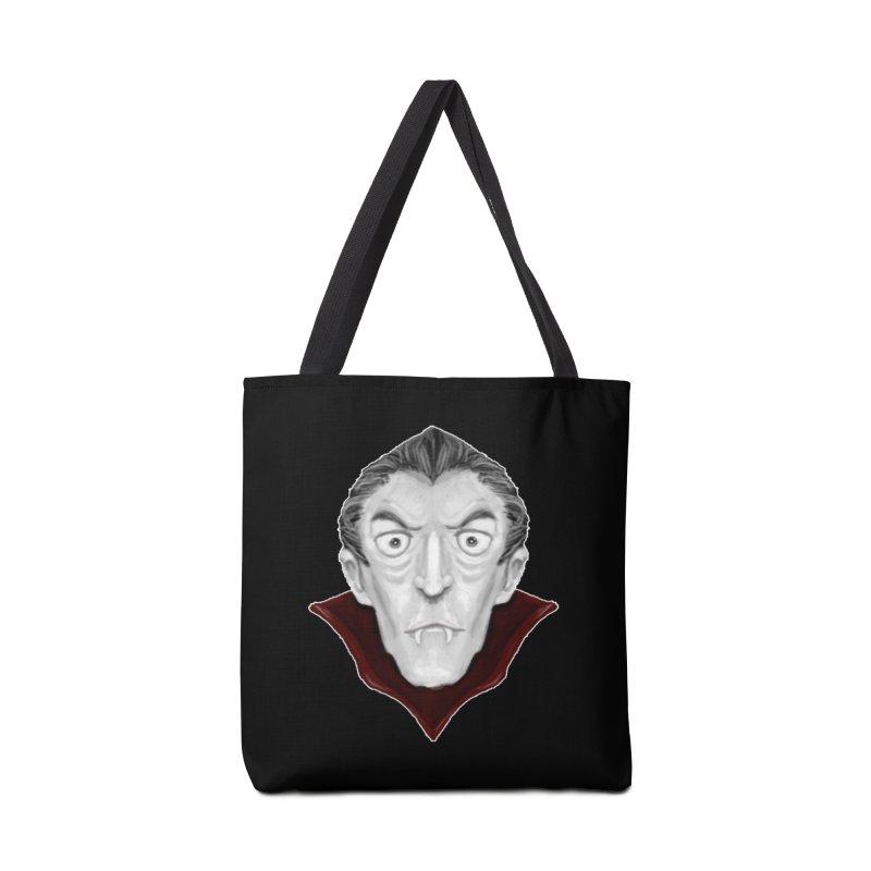 DRACULA Accessories Tote Bag Bag by droidmonkey's Artist Shop