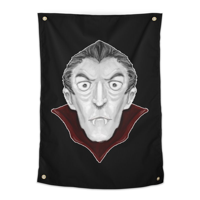 DRACULA Home Tapestry by droidmonkey's Artist Shop