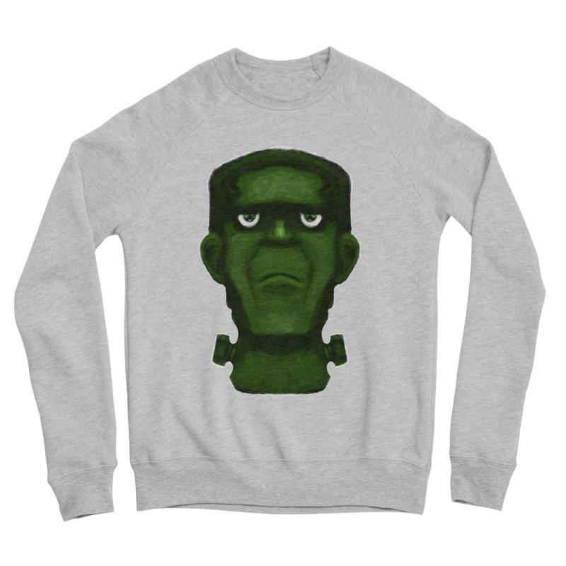 FRANKENSTEIN'S MONSTER Men's Sponge Fleece Sweatshirt by droidmonkey's Artist Shop