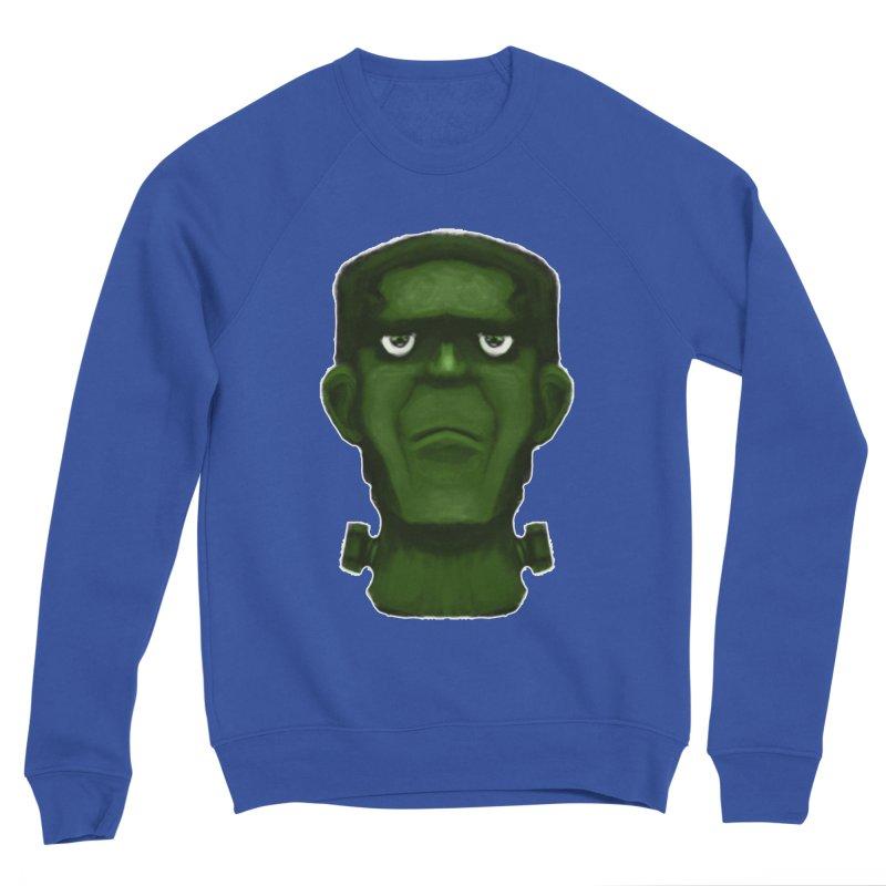 FRANKENSTEIN'S MONSTER Women's Sponge Fleece Sweatshirt by droidmonkey's Artist Shop