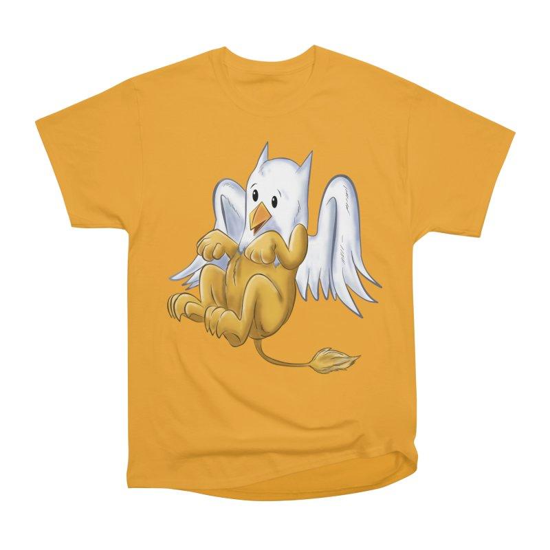 CUTE BABY GRIFFIN Women's Heavyweight Unisex T-Shirt by droidmonkey's Artist Shop