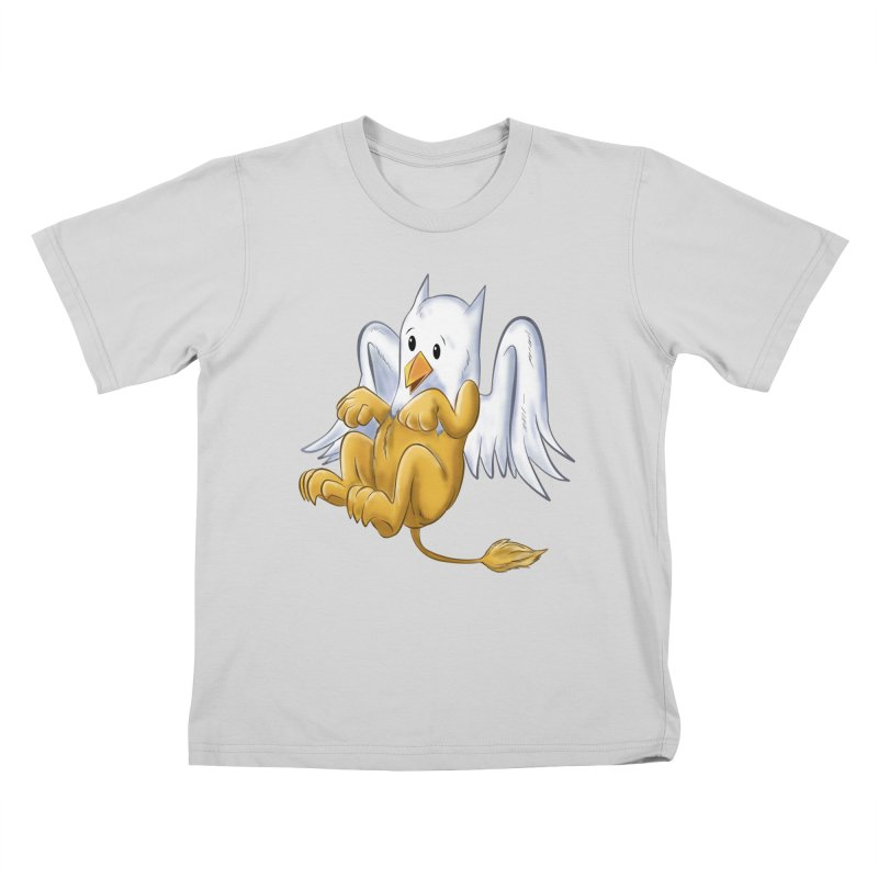 CUTE BABY GRIFFIN Kids T-Shirt by droidmonkey's Artist Shop