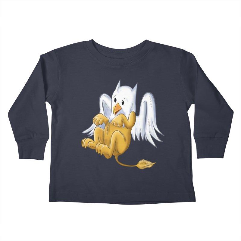 CUTE BABY GRIFFIN Kids Toddler Longsleeve T-Shirt by droidmonkey's Artist Shop