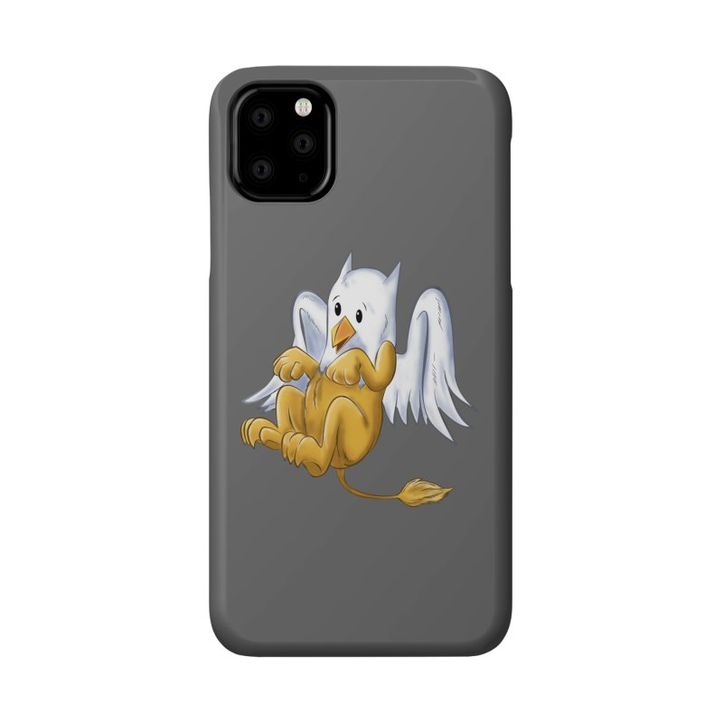CUTE BABY GRIFFIN Accessories Phone Case by droidmonkey's Artist Shop
