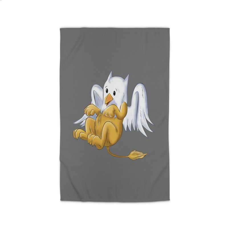 CUTE BABY GRIFFIN Home Rug by droidmonkey's Artist Shop