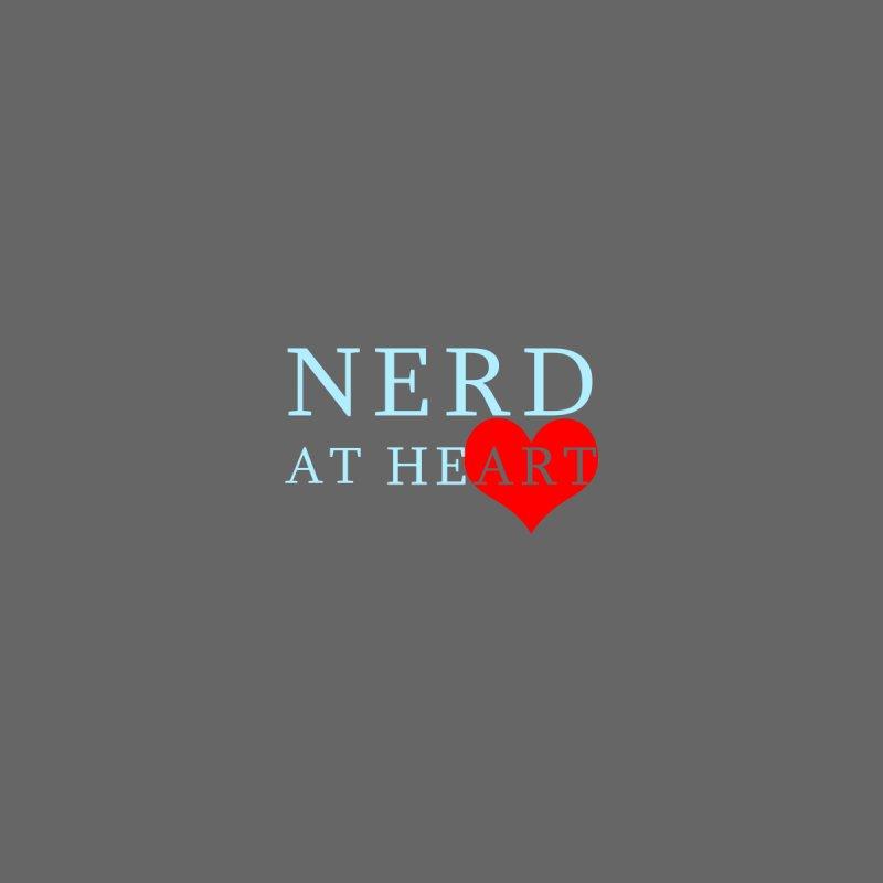 NERD AT HEART by droidmonkey's Artist Shop