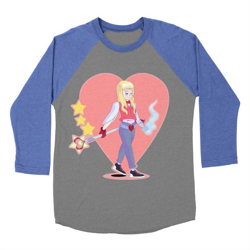 KID OF HEART Women's Baseball Triblend Longsleeve T-Shirt by droidmonkey's Artist Shop