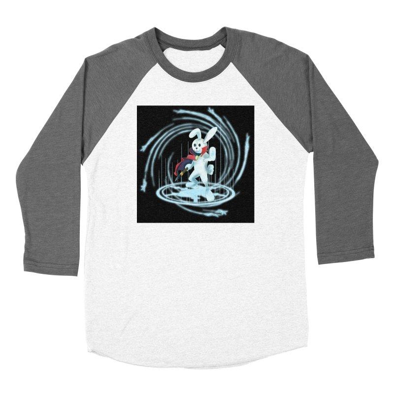 CAPTAIN RABBITFORD OF TE ORDER OF THE PLUSH Women's Longsleeve T-Shirt by droidmonkey's Artist Shop