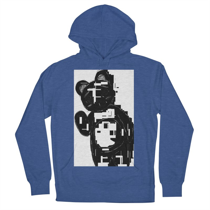 KOMA Women's French Terry Pullover Hoody by droidmonkey's Artist Shop