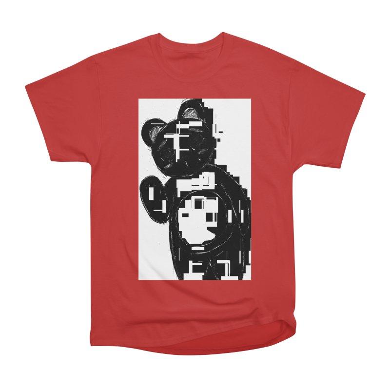 KOMA Men's Heavyweight T-Shirt by droidmonkey's Artist Shop