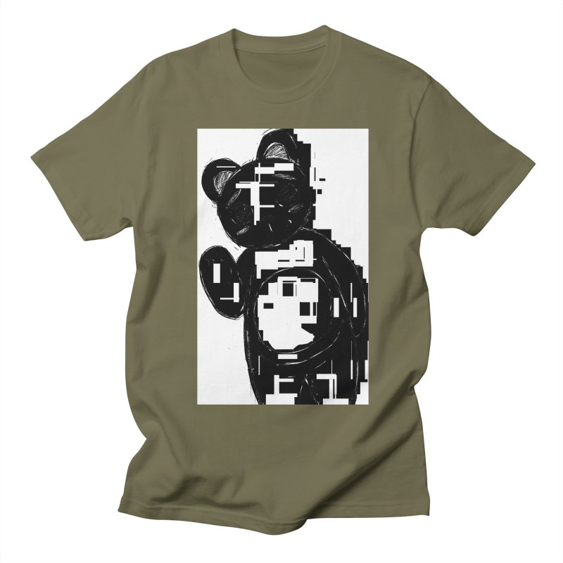 KOMA Men's Regular T-Shirt by droidmonkey's Artist Shop