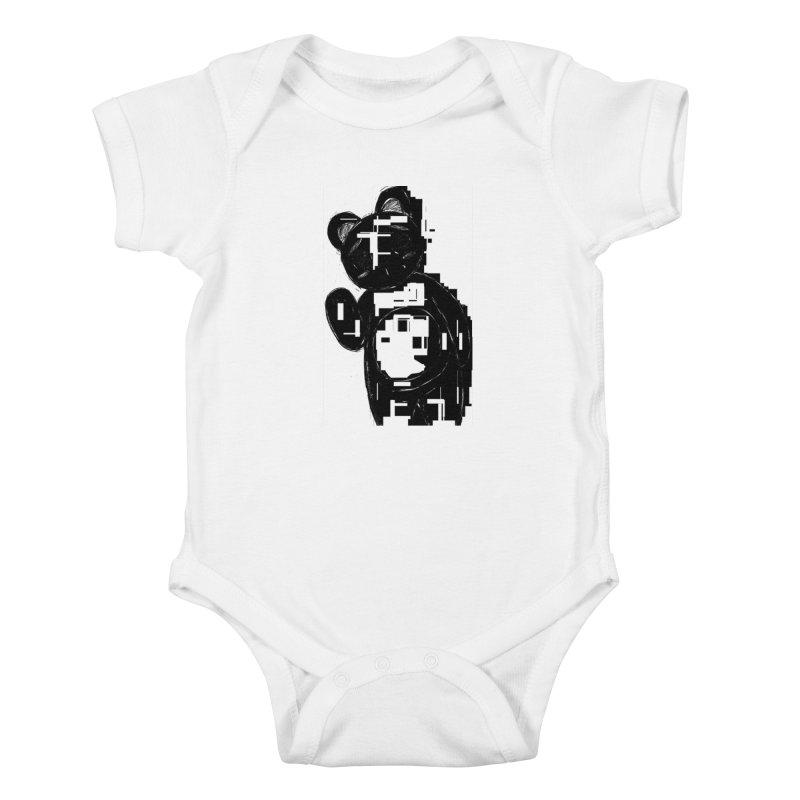 KOMA Kids Baby Bodysuit by droidmonkey's Artist Shop
