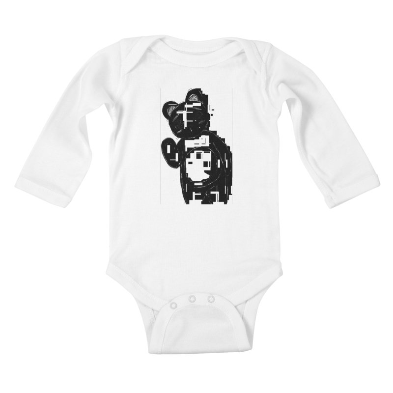 KOMA Kids Baby Longsleeve Bodysuit by droidmonkey's Artist Shop