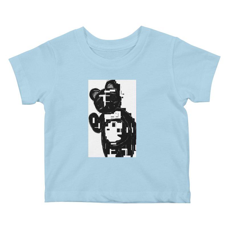 KOMA Kids Baby T-Shirt by droidmonkey's Artist Shop