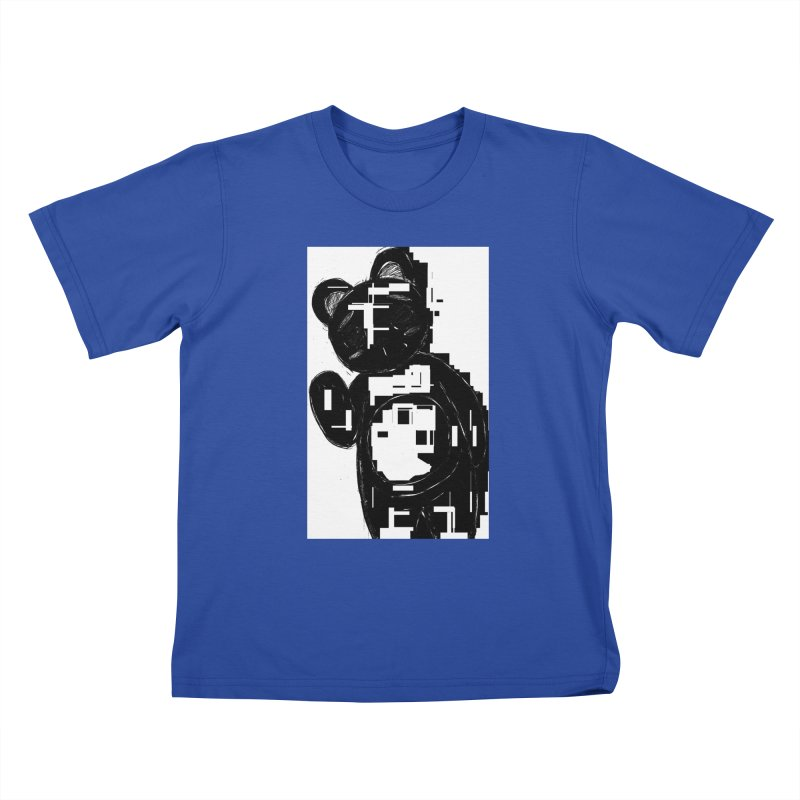 KOMA Kids T-Shirt by droidmonkey's Artist Shop