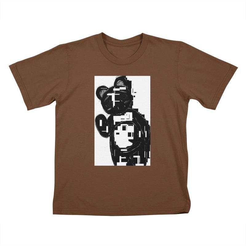 KOMA Kids T-Shirt by droidmonkey's Artist Shop
