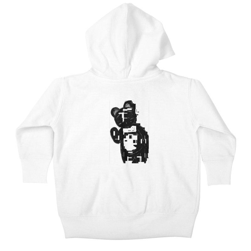 KOMA Kids Baby Zip-Up Hoody by droidmonkey's Artist Shop