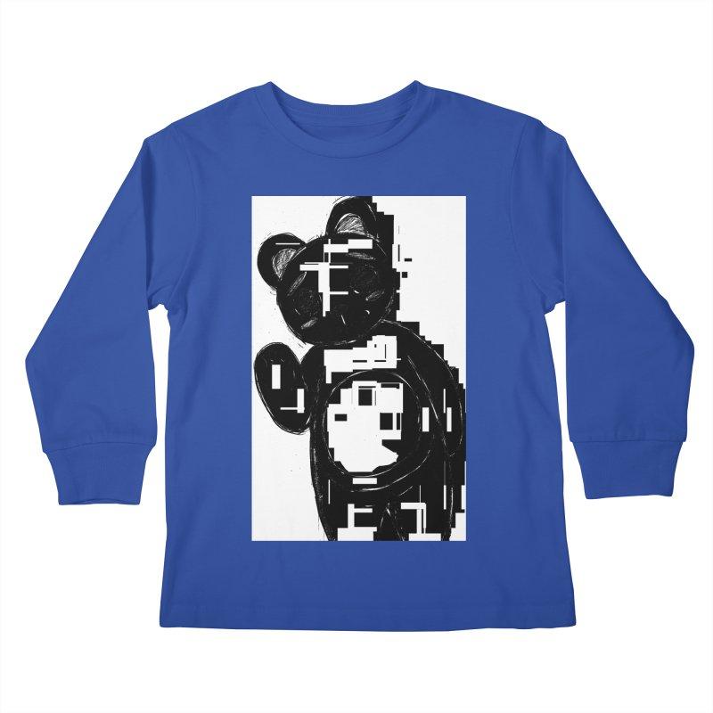 KOMA Kids Longsleeve T-Shirt by droidmonkey's Artist Shop