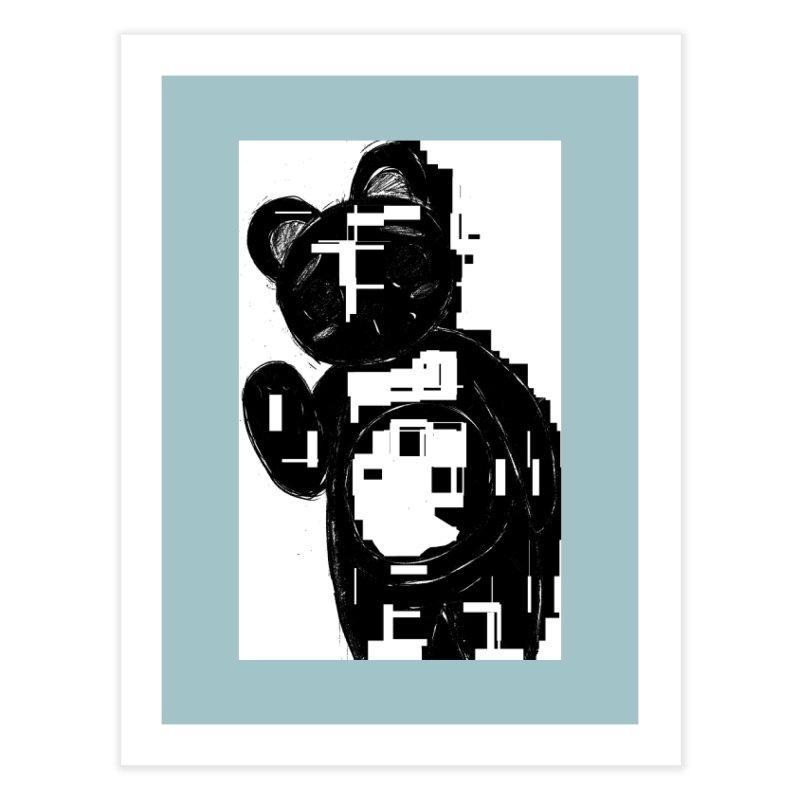 KOMA Home Fine Art Print by droidmonkey's Artist Shop
