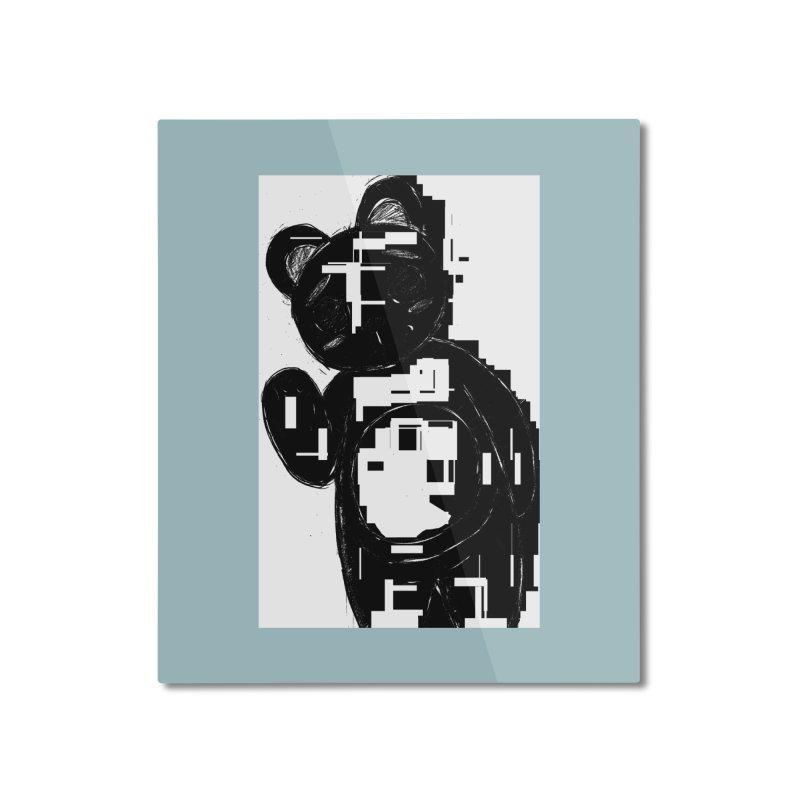 KOMA Home Mounted Aluminum Print by droidmonkey's Artist Shop