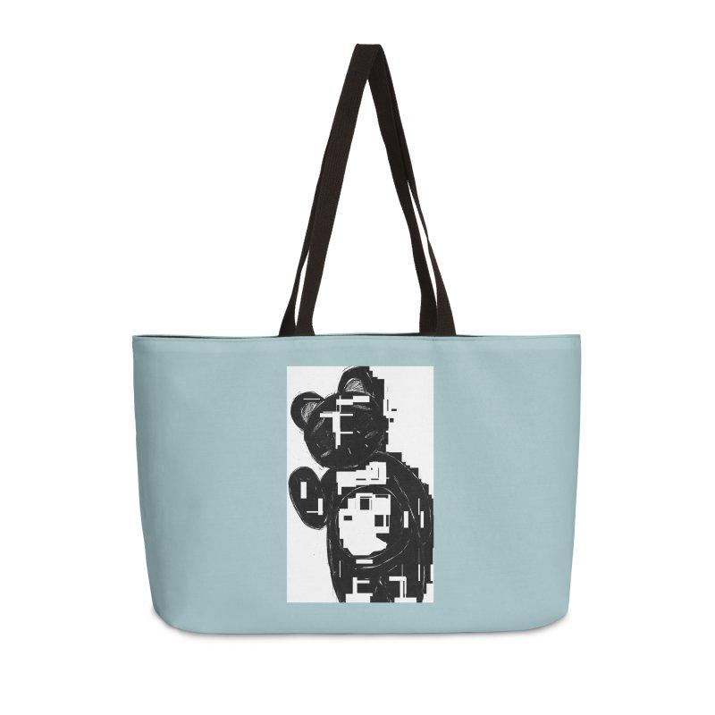 KOMA Accessories Weekender Bag Bag by droidmonkey's Artist Shop