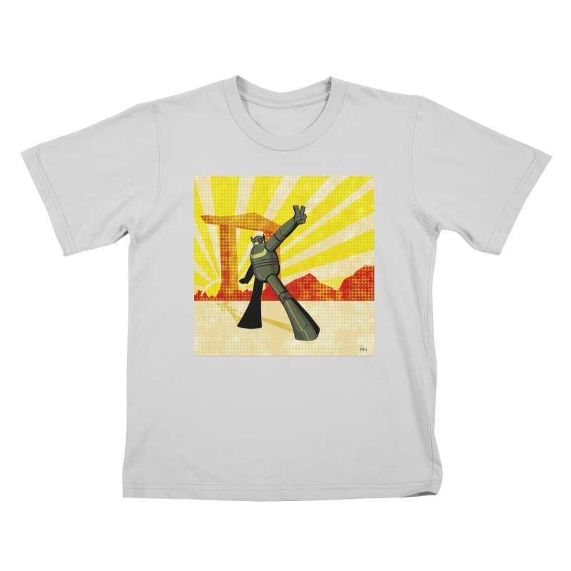 Robot Kids T-Shirt by droidmonkey's Artist Shop