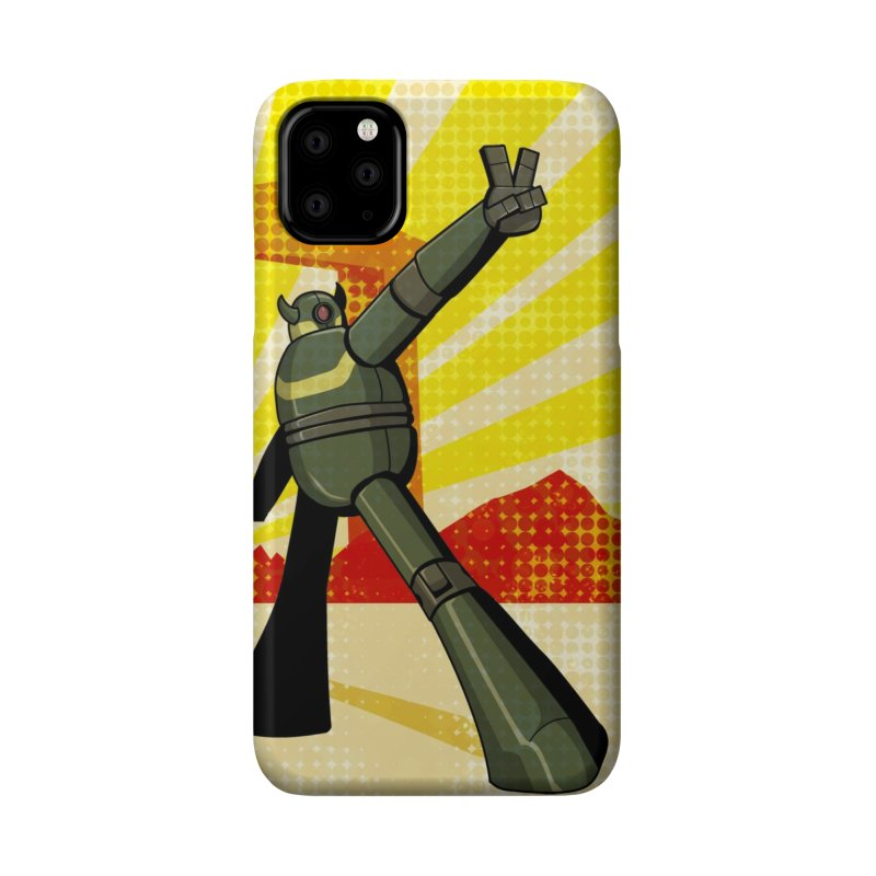 Robot Accessories Phone Case by droidmonkey's Artist Shop