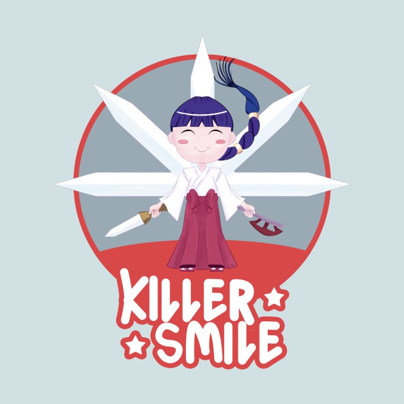 KILLER SMILE by droidmonkey's Artist Shop