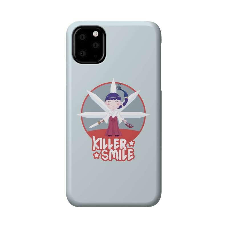 KILLER SMILE Accessories Phone Case by droidmonkey's Artist Shop