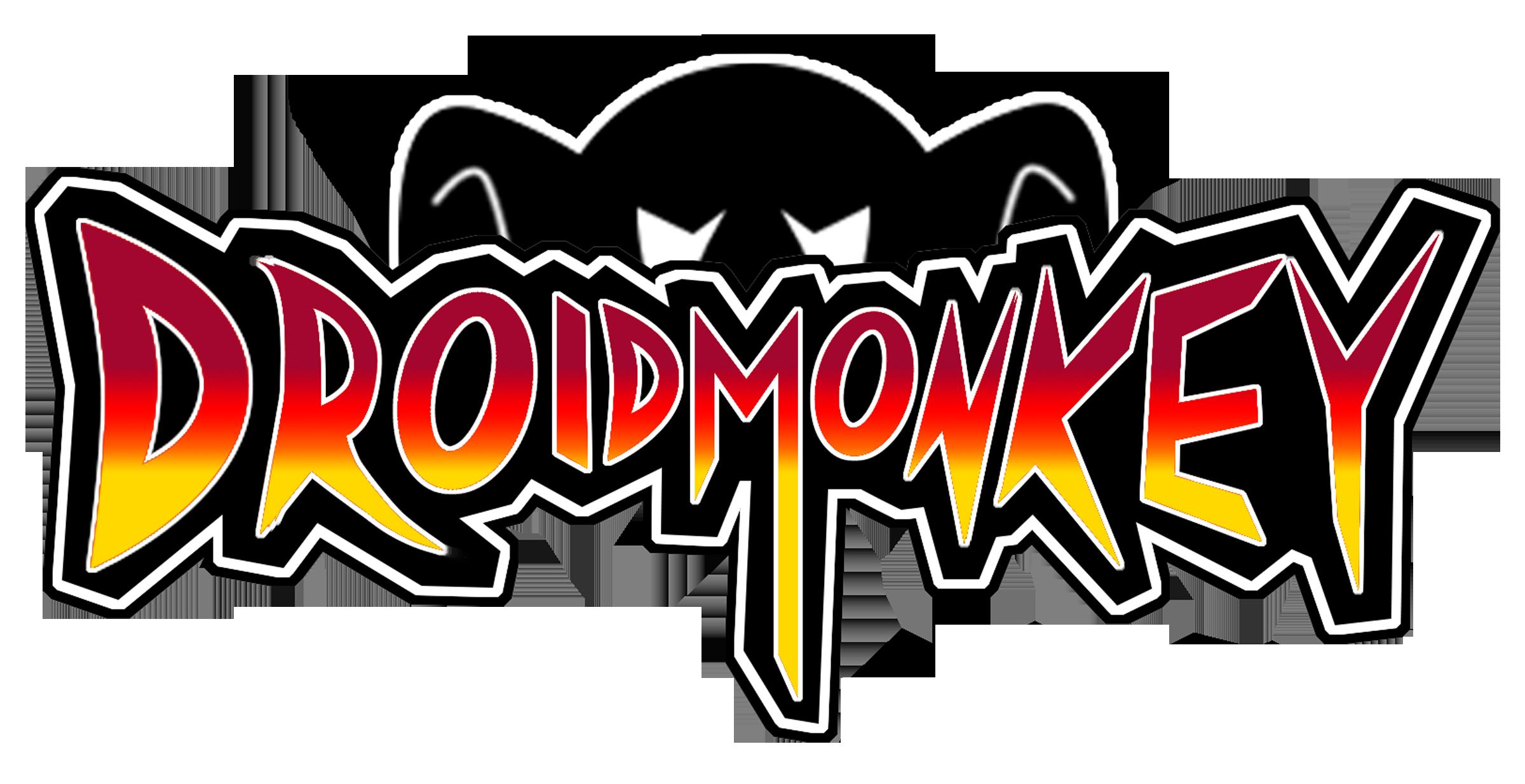 droidmonkey's Artist Shop Logo