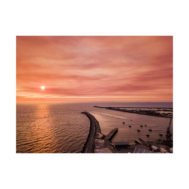 Sunset - Fremantle by dronenr's Artist Shop