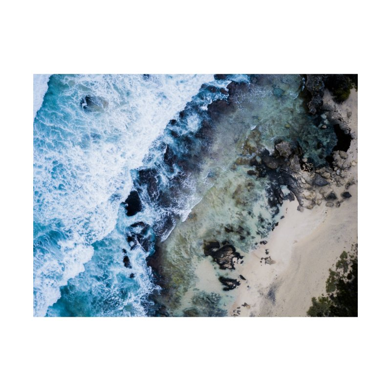 Waves Crashing - Yallingup by dronenr's Artist Shop