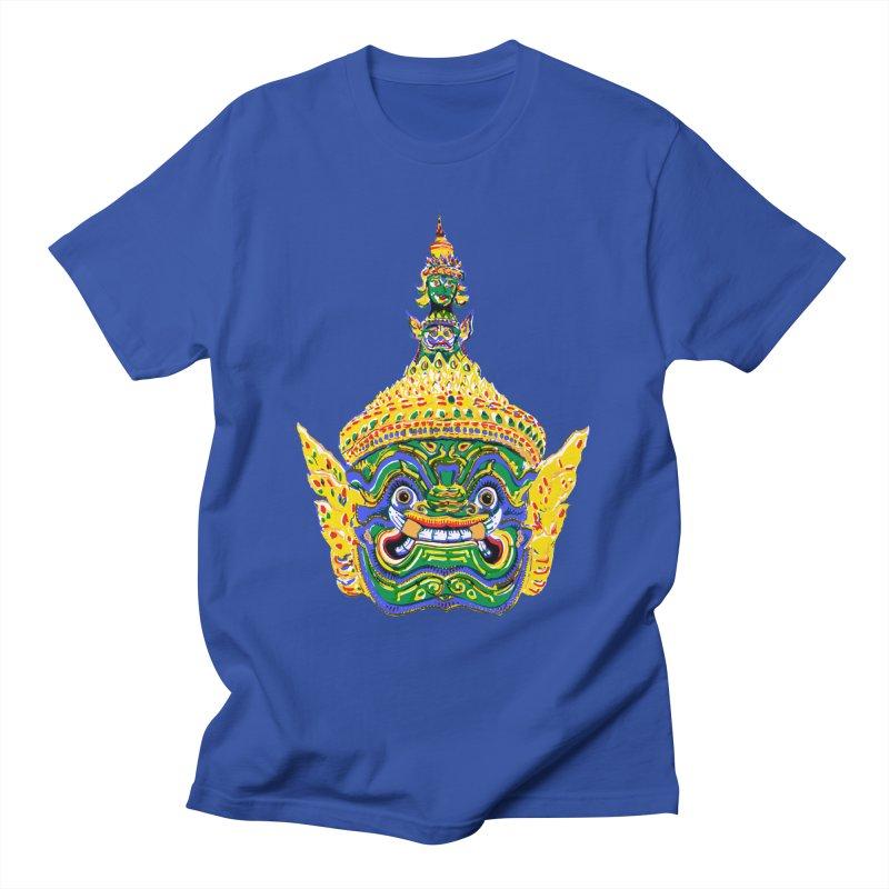 Ravana Men's T-Shirt by Dror Miler's Artist Shop
