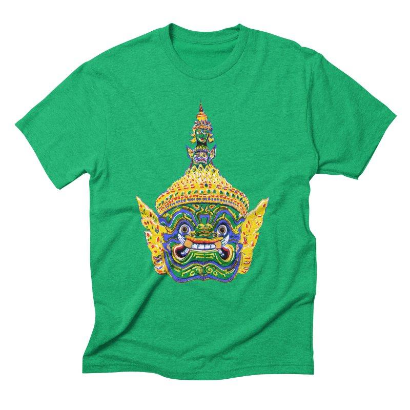 Ravana Men's Triblend T-Shirt by Dror Miler's Artist Shop