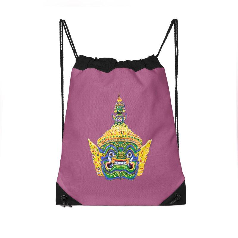 Ravana Accessories Bag by Dror Miler's Artist Shop