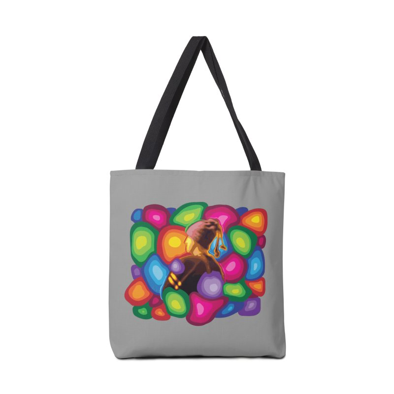 Tel Avivian Moment (Accessories & Blankets) Accessories Bag by Dror Miler's Artist Shop