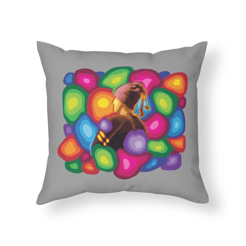 Tel Avivian Moment (Accessories & Blankets) Home Throw Pillow by Dror Miler's Artist Shop