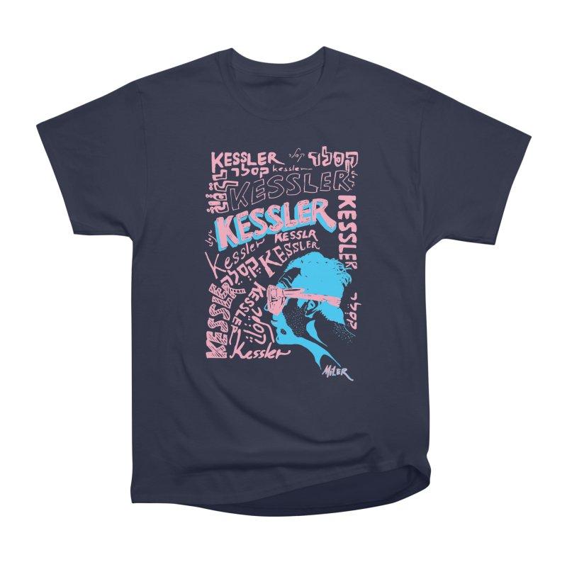 Kessler Ho Kessler Men's Classic T-Shirt by Dror Miler's Artist Shop