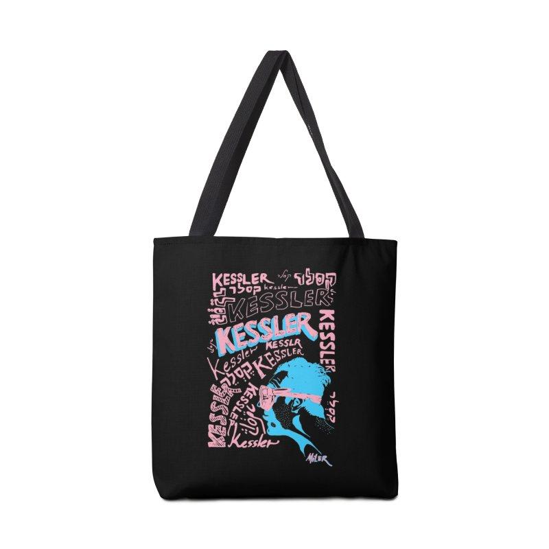 Kessler Ho Kessler Accessories Bag by Dror Miler's Artist Shop