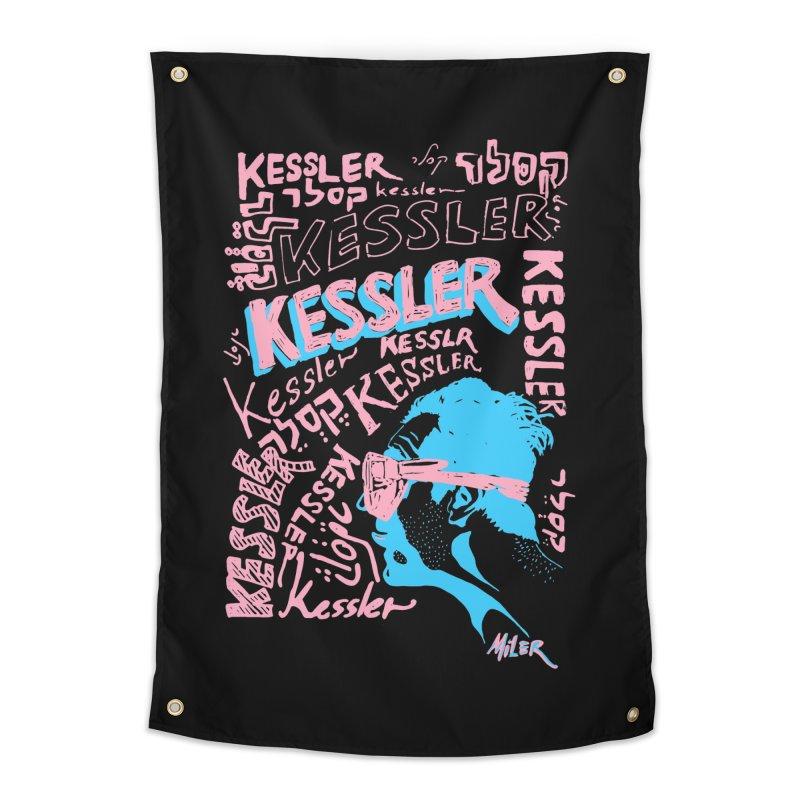 Kessler Ho Kessler Home Tapestry by Dror Miler's Artist Shop