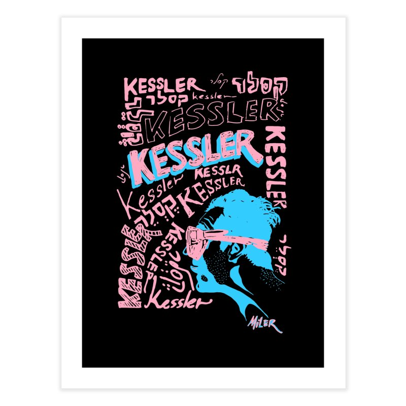 Kessler Ho Kessler Home Fine Art Print by Dror Miler's Artist Shop