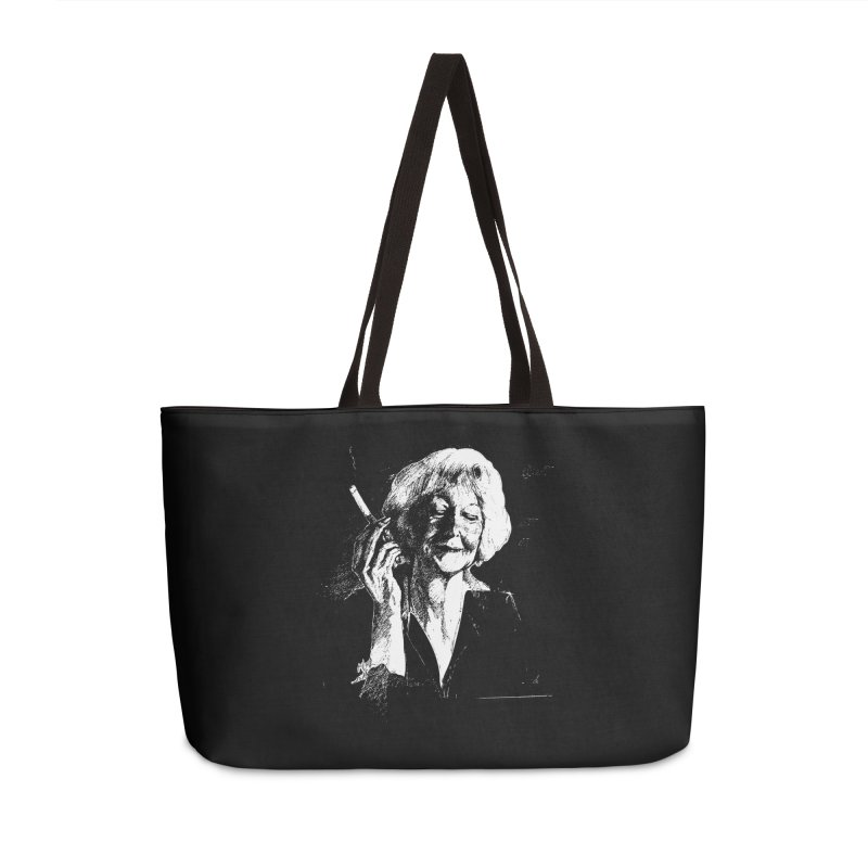 WISLAWA Accessories Weekender Bag Bag by Dror Miler's Artist Shop