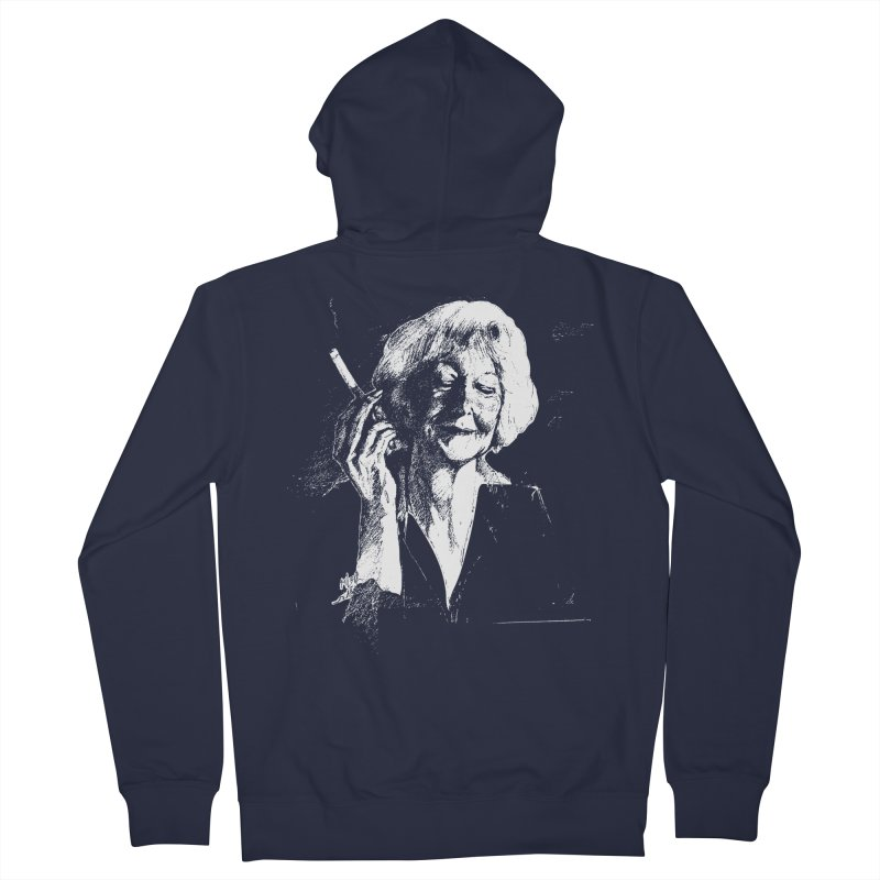WISLAWA Men's Zip-Up Hoody by Dror Miler's Artist Shop