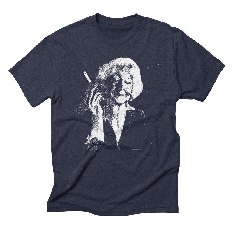 WISLAWA Men's Triblend T-Shirt by Dror Miler's Artist Shop