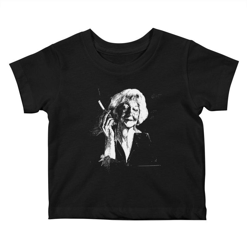 WISLAWA Kids Baby T-Shirt by Dror Miler's Artist Shop