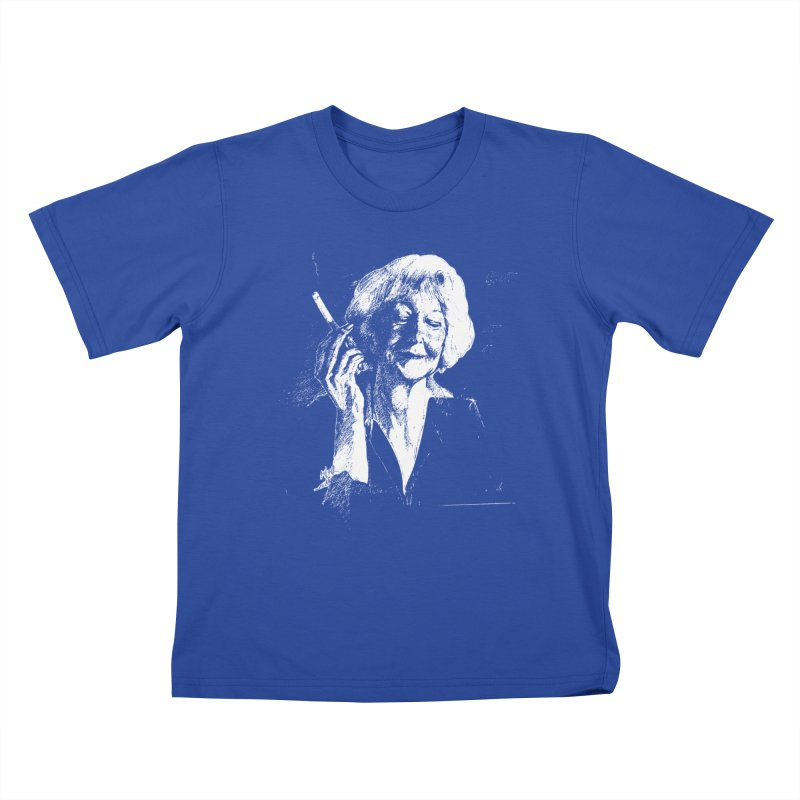 WISLAWA Kids T-Shirt by Dror Miler's Artist Shop