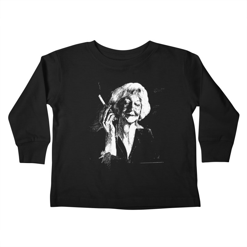 WISLAWA Kids Toddler Longsleeve T-Shirt by Dror Miler's Artist Shop