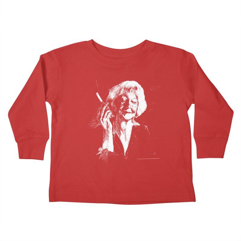 WISLAWA Kids Toddler Longsleeve T-Shirt by Dror Miler's Artist Shop