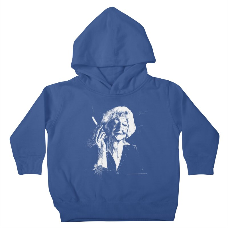 WISLAWA Kids Toddler Pullover Hoody by Dror Miler's Artist Shop
